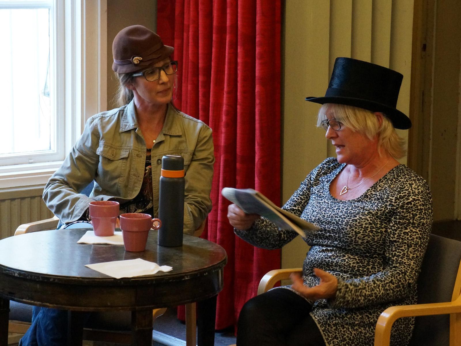 Vuxenteater på Föreningen Hemgården Borås
