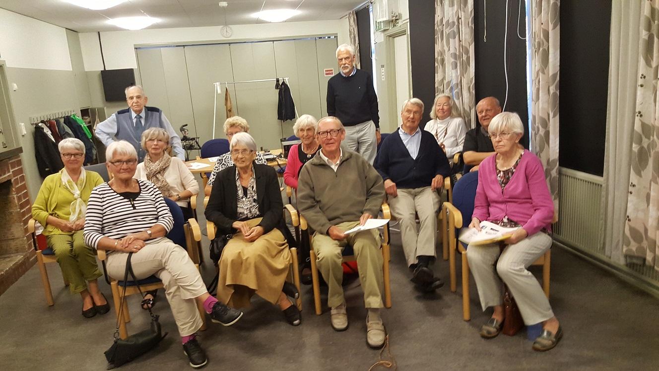 Klassisk musik lyssnarcirkel firar 60 år på Hemgården Borås