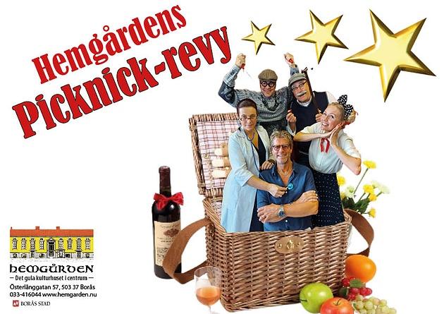 Hemgården Borås picknick-revy